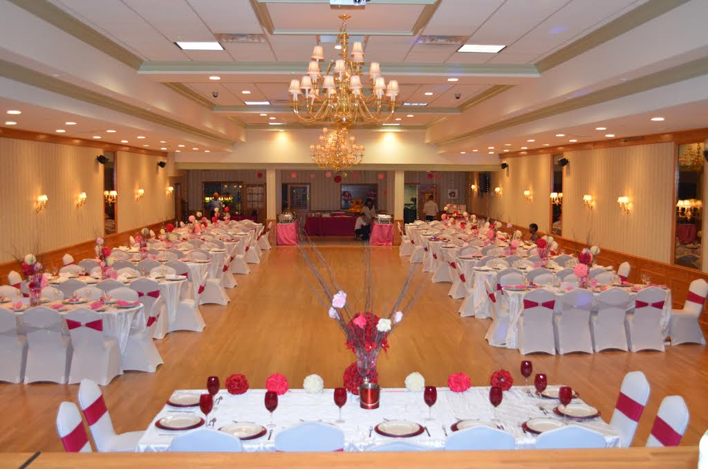 Rent A Wedding Reception Hall : Banquet hall rental in mineola at the irish american society of nassau