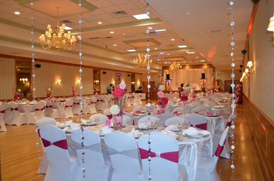 Banquet Hall Rental In Mineola At The Irish American